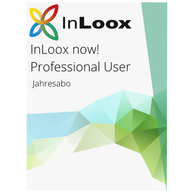 InLoox now! Professional User - Jahresabonnement