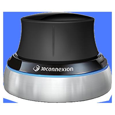 3Dconnexion SpaceNavigator for Notebooks