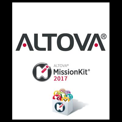 Altova MissionKit 2017