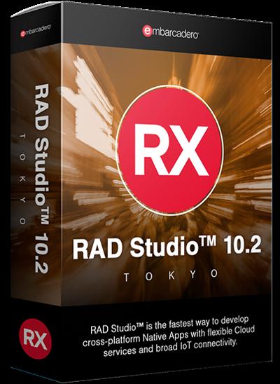 Embarcadero RAD Studio 10.2 Tokyo