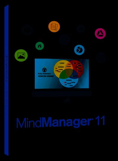 Mindjet MindManager 11 für Mac