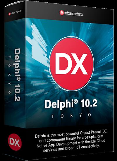 Embarcadero Delphi 10.2 Tokyo