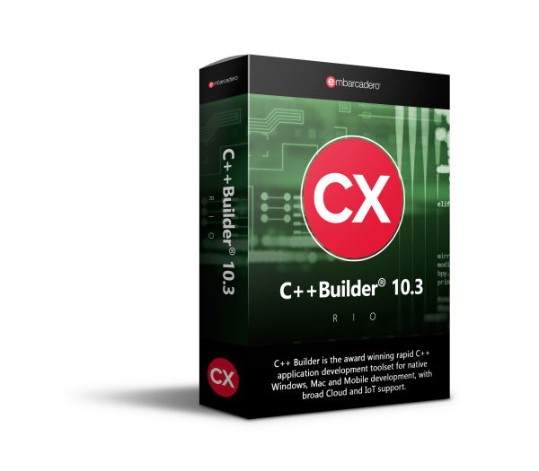 Embarcadero C++ Builder 10.3 Rio