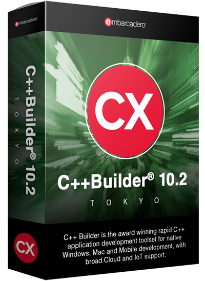 Embarcadero C++ Builder 10.2 Tokyo